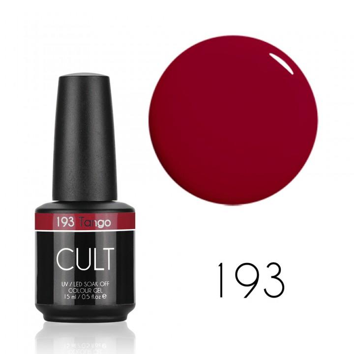 Гель лак для ногтей CULT №193 Tango