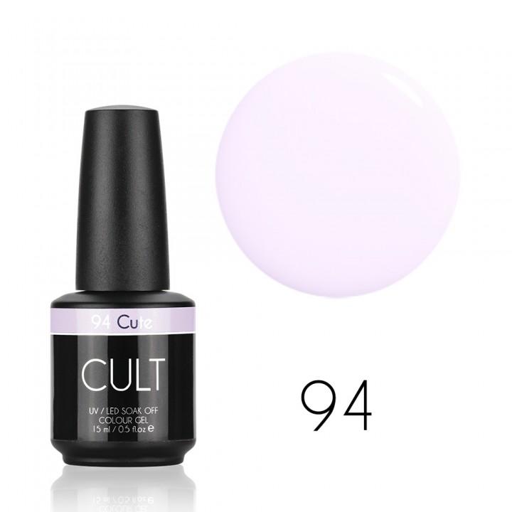 Гель лак для ногтей CULT №94 Cute