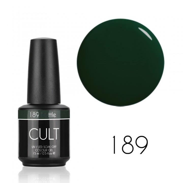 Гель лак для ногтей CULT №189 Bottle