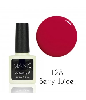 Гель лак MANIC №128 Berry Juice