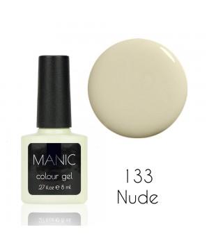 Гель лак MANIC №133 Nude