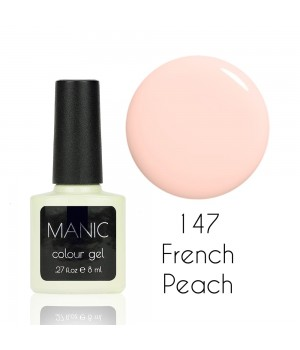 Гель лак MANIC №147 French Peach
