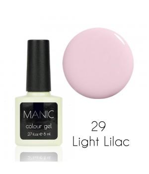 Гель лак MANIC №29 Light Lilac