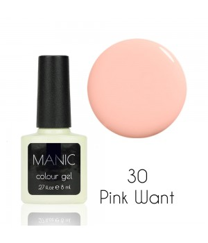 Гель лак MANIC №30 Pink Want
