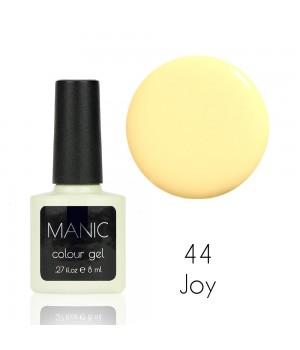 Гель лак MANIC №44 Joy