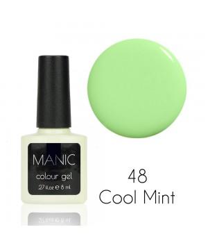 Гель лак MANIC №48 Cool Mint
