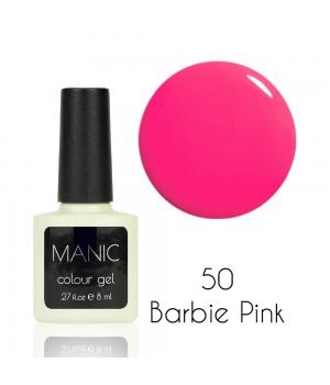 Гель лак MANIC №50 Barbie Pink