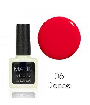 Гель лак MANIC №06 Dance 8 мл