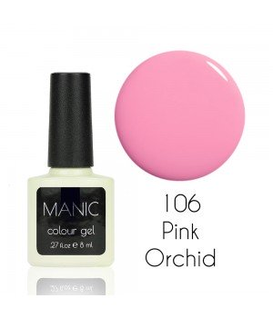 Гель лак MANIC №106 Pink Orchid 8 мл