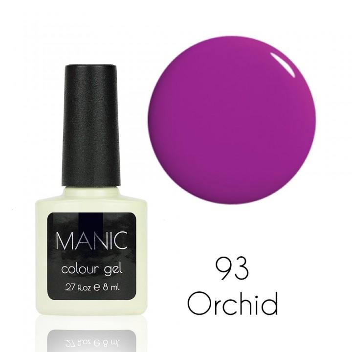 Гель лак для ногтей MANIC №93 Orchid