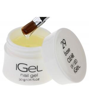 Базовый гель iGel Base Gel Clear №29 30 гр