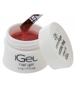 Гель для ногтей iGel Natural Pink №06 30 гр