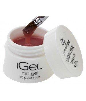 Гель для ногтей iGel Natural Pink №06 15 гр