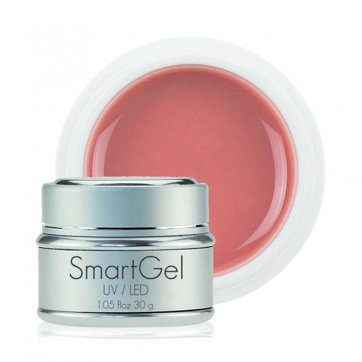 Гель для наращивания ногтей SmartGel №54 Dark Pink 30 гр