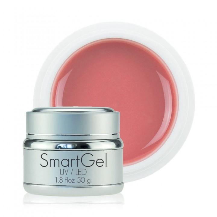 Гель для наращивания ногтей SmartGel №54 Dark Pink 50 гр