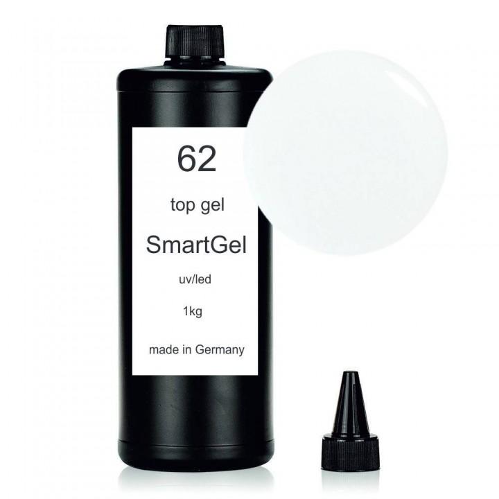 Топ гель SmartGel №62 с липким слоем 1 кг