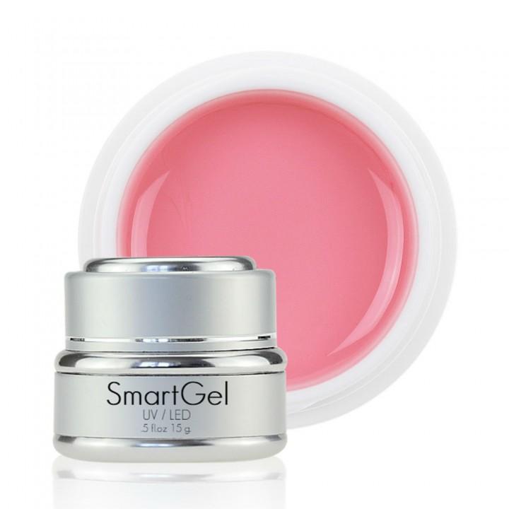 Гель для наращивания ногтей SmartGel №58 Cool Pink 50 гр