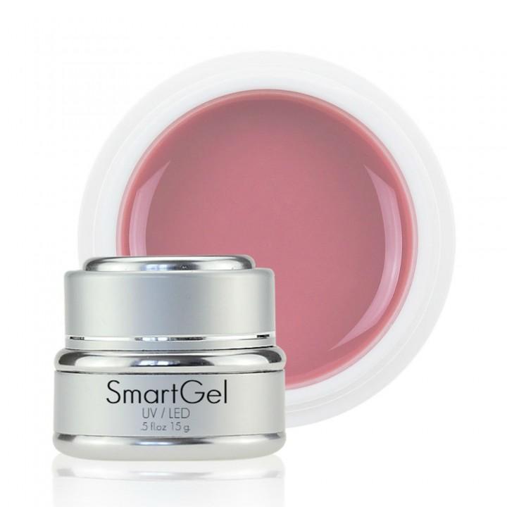 Гель для наращивания ногтей SmartGel №55 Pink 15 гр