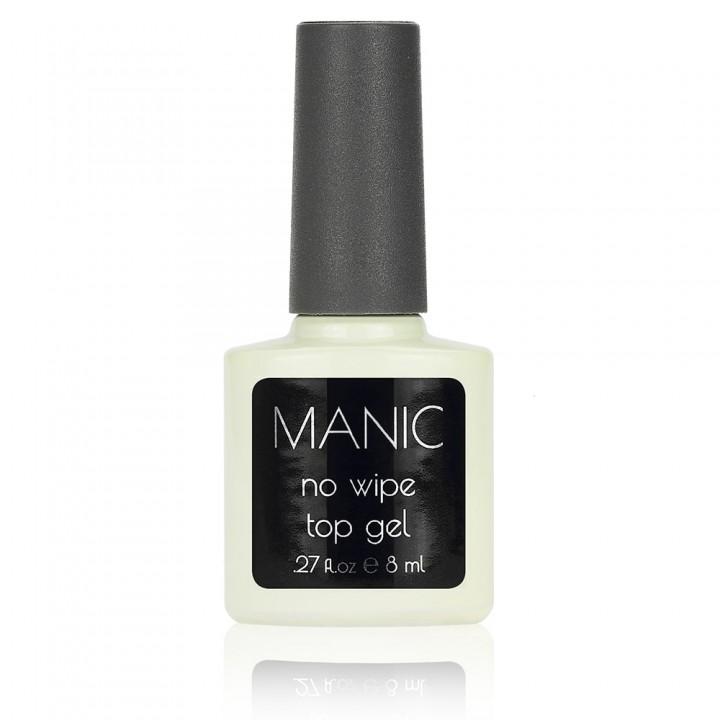 Топ гель для ногтей без липкого слоя MANIC 8 мл