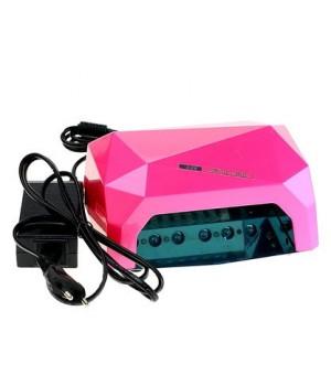 Гибридная лампа LED+CCFL 36 Вт ОРИГИНАЛ! (Розовая)