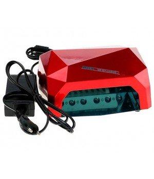 Гибридная лампа LED+CCFL 36 Вт ОРИГИНАЛ! (Красная)