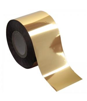 Фольга переводная для литья Золото