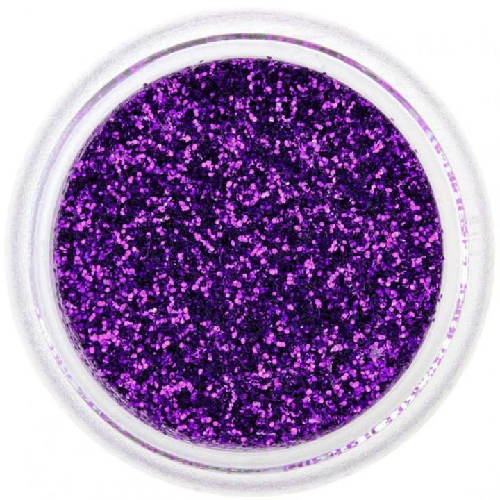 Блёстки для ногтей Фиолетовые №59