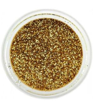 Блёстки Янтарное Золото №12