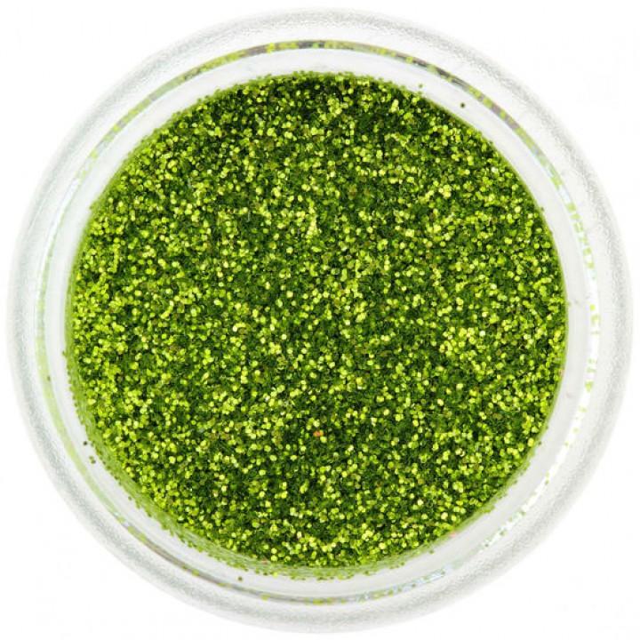 Блёстки для ногтей Зелёно Травяные №42