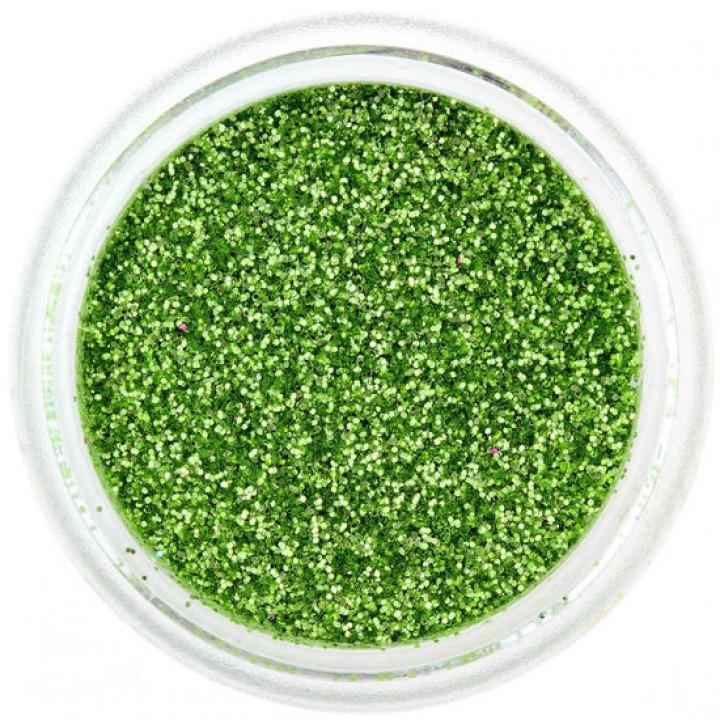 Блёстки для ногтей Салатно Зелёные №37