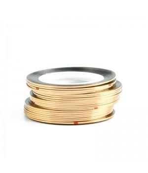 Нить для ногтей Золото
