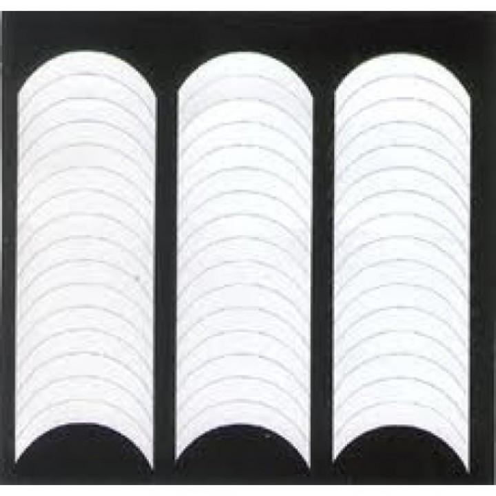 Полоски для френча, французского маникюра 48 шт/ уп.