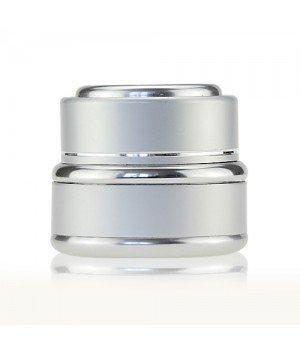 Баночка алюминиевая для геля, крема 15 грамм
