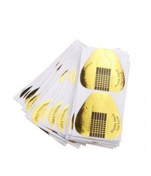 Формы для наращивания ногтей 50 шт