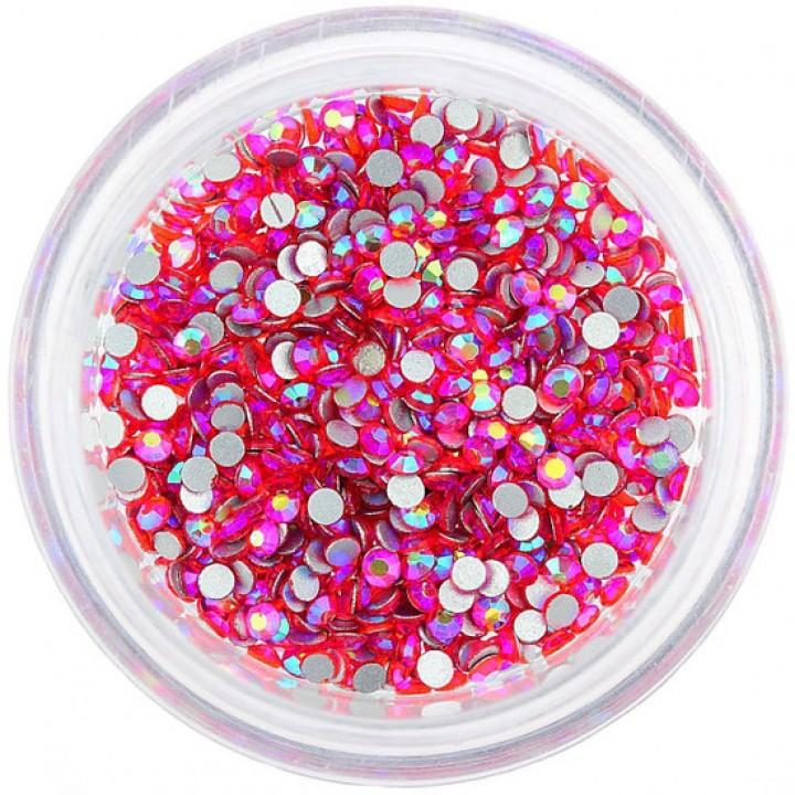 Стразы Crystal Hyacinth AB 4ss 1.5-1.7 мм 100 шт для дизайна