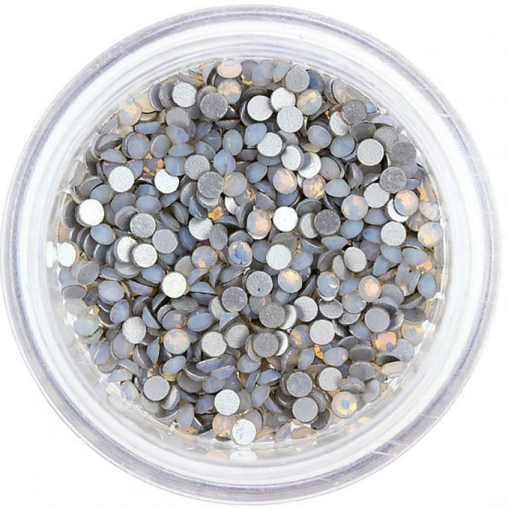 Стразы Crystal White Opal 5ss 1.7-1.9 мм 100 шт для дизайна