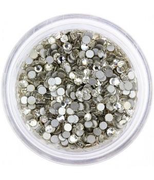 Стразы Crystal Clear AB 10ss 2.7-2.9 mm 100 шт