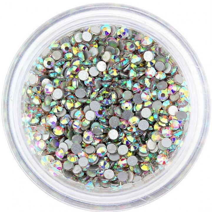 Стразы Стразы Crystal AB 6ss 1.9-2.1 mm для дизайна
