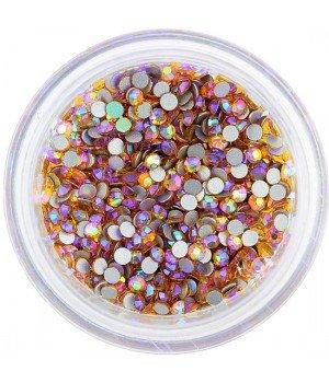 Стразы Crystal Topaz AB 4ss 1.5-1.7 мм 100 шт